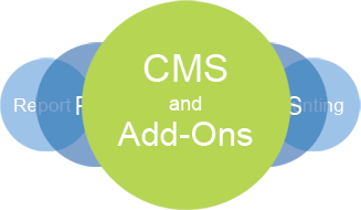 cms and add-ons