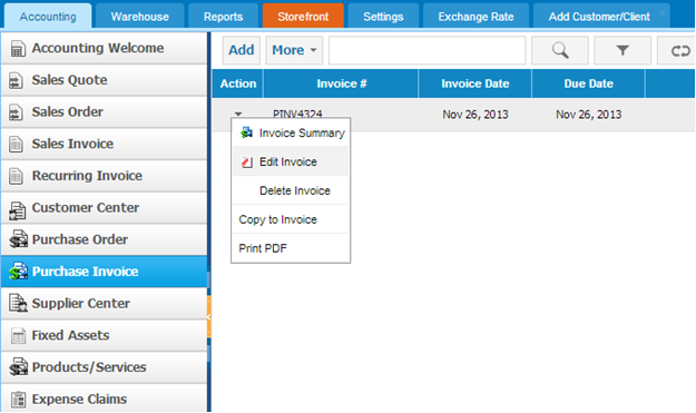 Creating Intercompany Sales Invoice