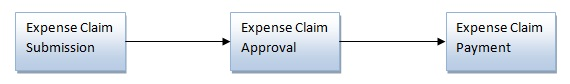Expense/Report Claims Workflow
